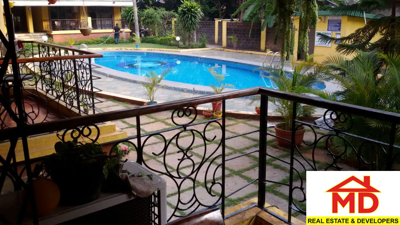 2BHK For sale at Arpora