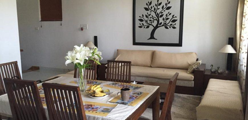 3 BHK Row Villa for sale in Ribandar